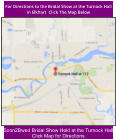For Directions to the Bridal Show at the Turnock Hall  in Elkhart  Click The Map Below Soon2Bwed Bridal Show Held at the Turnock Hall  Click Map for Directions