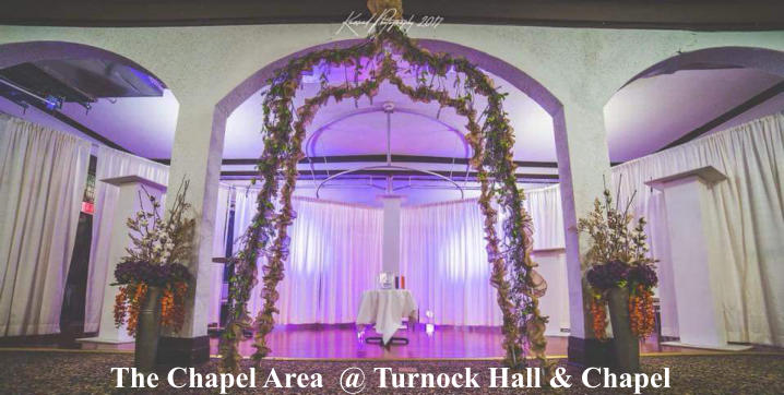 The Chapel Area  @ Turnock Hall & Chapel